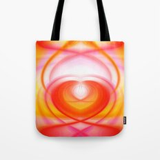 Twirl in Love Tote Bag