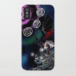 Doomtrain Diablos iPhone Case