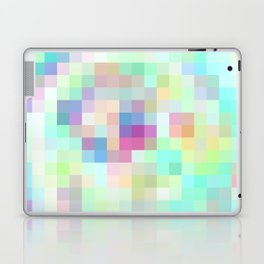 Re-Created Colored Squares No. 15 by Robert S. Lee Laptop & iPad Skin