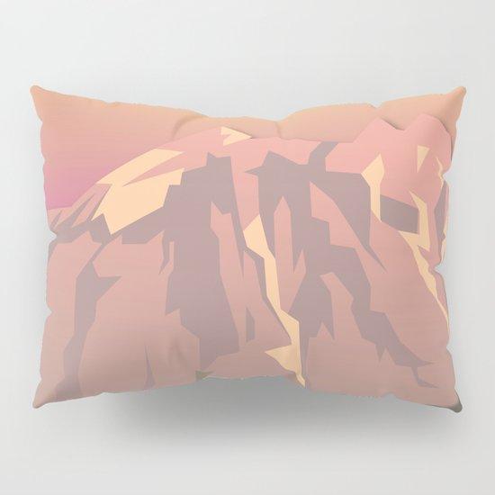 Night Mountains No. 47 Pillow Sham
