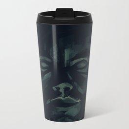 -E- Metal Travel Mug