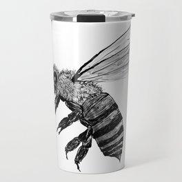 Amos Fortune Bee Travel Mug