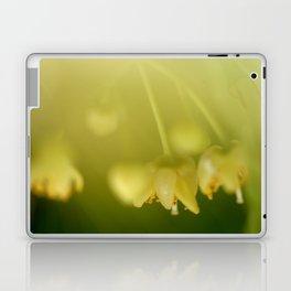 Yellow Bloom Laptop & iPad Skin