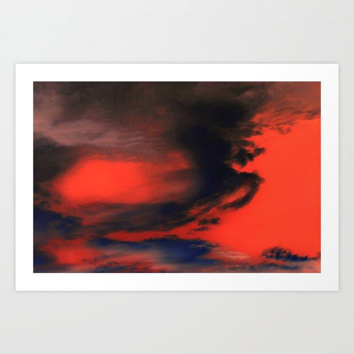 """""""Pegasus"""" Art Print"""