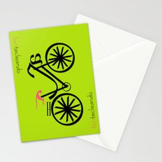 bicitecleando Stationery Cards