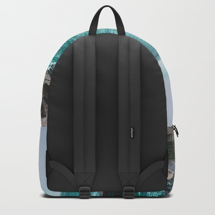 Turquoise Cove Backpack