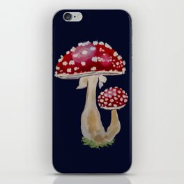Fly Agaric iPhone Skin