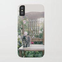 austin iPhone & iPod Cases featuring Austin by With Love & Lace...