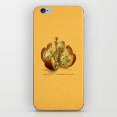 Steampunk Orange  (color option) iPhone & iPod Skin