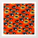 60s Eye Pattern by corinneelyse