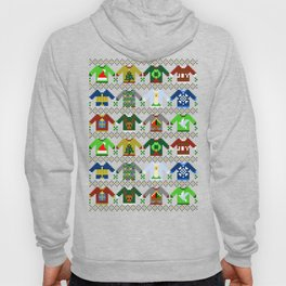 The Ugly 'Ugly Christmas Sweaters' Sweater Design Hoody