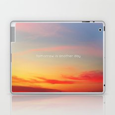 Tomorrow is another day Laptop & iPad Skin