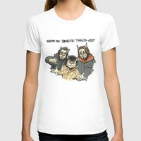 beastie boys T-shirts featuring Where The Beastie Things Are by Derek Salemme