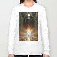 egypt Long Sleeve T-shirts featuring Egypt by Filip Klein