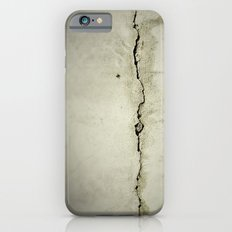 Concrete Wall Slim Case iPhone 6s
