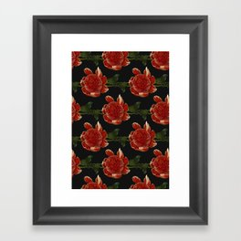 Waratah Framed Art Print