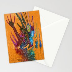 The Swamps Of Frigg Stationery Cards