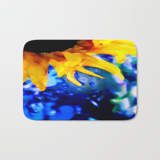 :: Liquid Sunshine :: Bath Mat
