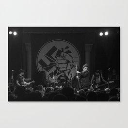 Anti-Flag Canvas Print