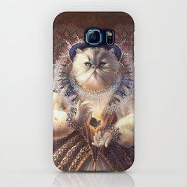 Cat Queen iPhone Case