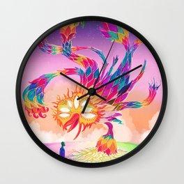 Soulbird Wall Clock