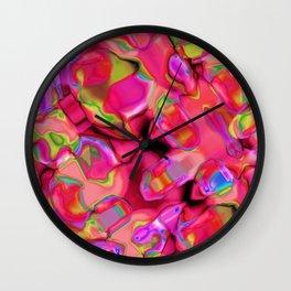 Abstract ABC MF Wall Clock