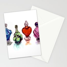 Sweet Fragrances Stationery Cards