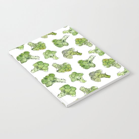 Broccoli Notebook