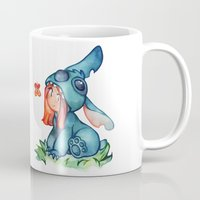toothless Mugs featuring toothless by cynamon