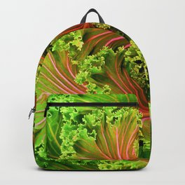 When purple turns green Backpack