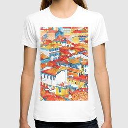 Verona buildings T-shirt