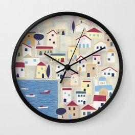 Halki Wall Clock