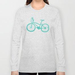 No Mountain Bike Love? Long Sleeve T-shirt