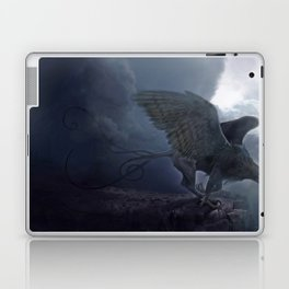 The black griffon Laptop & iPad Skin