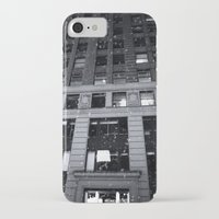 theatre iPhone & iPod Cases featuring Paramount Theatre by Benjamin Hunter