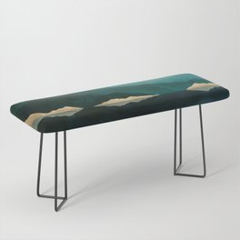 Waters Edge Reflection Bench