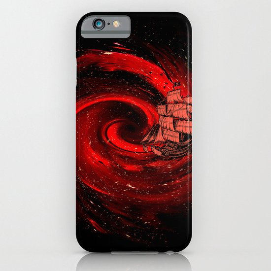 Journey to the Edge of the Universe iPhone & iPod Case