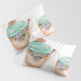 Sugar and Creamer Pillow Sham