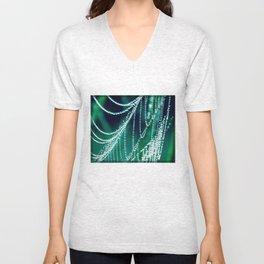 drapes Unisex V-Neck