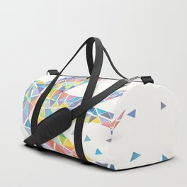 Triangled Swallow Duffle Bag