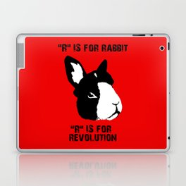 """""""R"""" IS FOR Laptop & iPad Skin"""