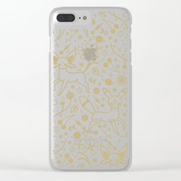 Evolutions Clear iPhone Case