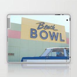 Beach Bowl Laptop & iPad Skin