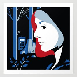 The 13th Doctor Art Print