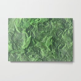 Geological surface background Metal Print