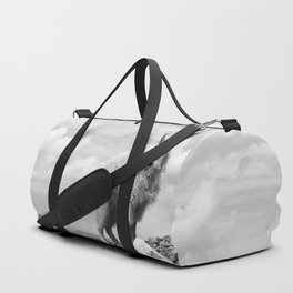 KING OF THE MOUNTAIN Duffle Bag