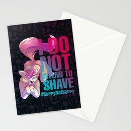 SheWolf - Drawlloween2018 Stationery Cards