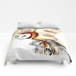 Owl Legs Comforters