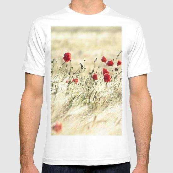 A POPPY  POEM T-shirt