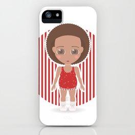 Richard Simmons iPhone Case